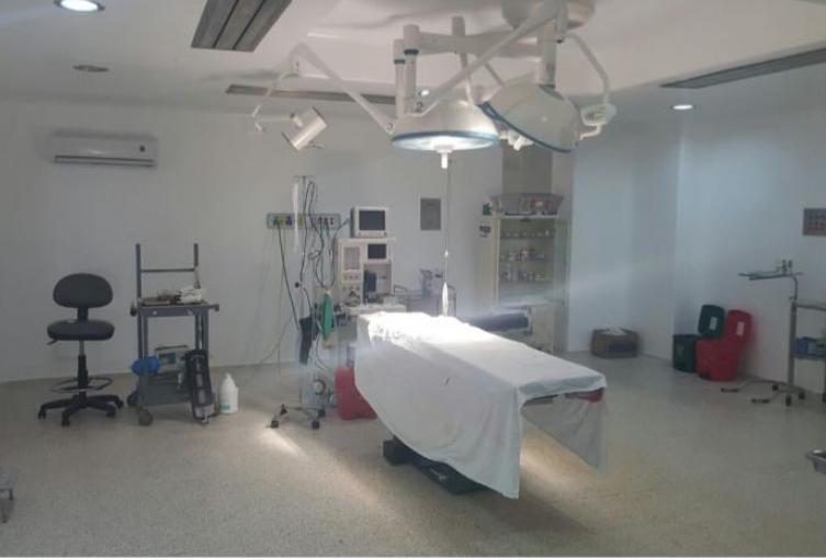 Nuevos equipos médicos del hospital San José de Maicao