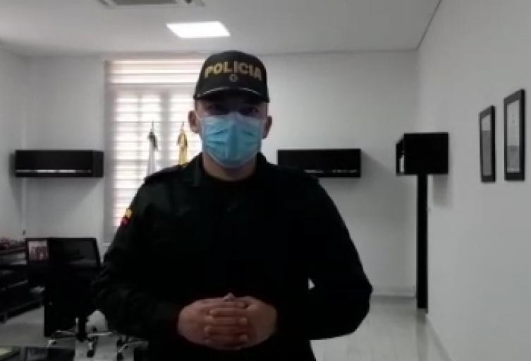Judicial, Covid - 19, Policía, Santa Marta, Magdalena