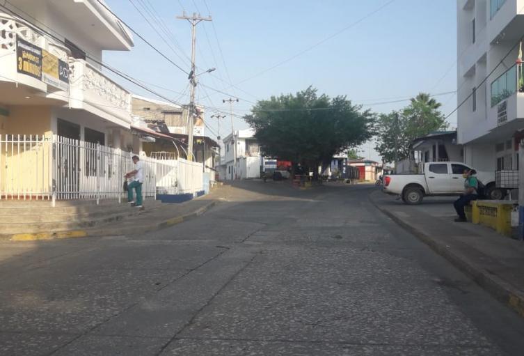 San Antero está ubicado a orillas del mar caribe.