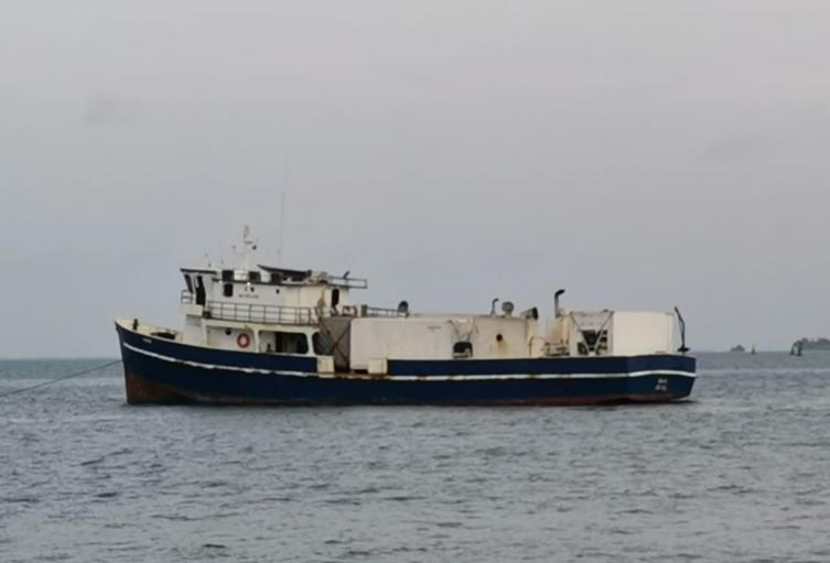 Autoridades marítimas activan protocolos para recibir el buque ´Susurro´ en Cartagena