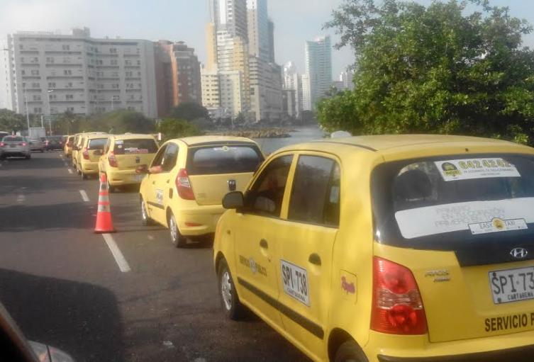 Taxis Cartagena