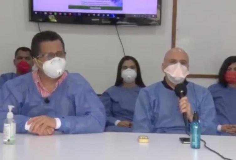 Directivos de la universidad informaron que no seguirán procesando las pruebas de COVID-19