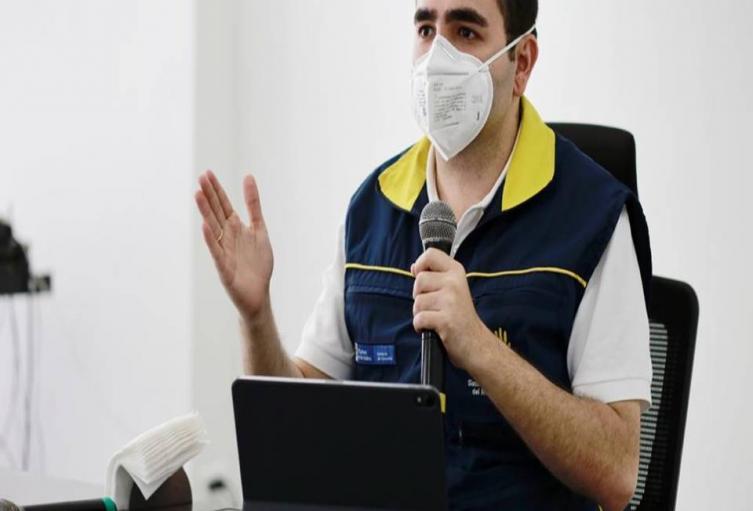 Refuerzan medidas de seguridad y protección ante la pandemia de la Covid-19,