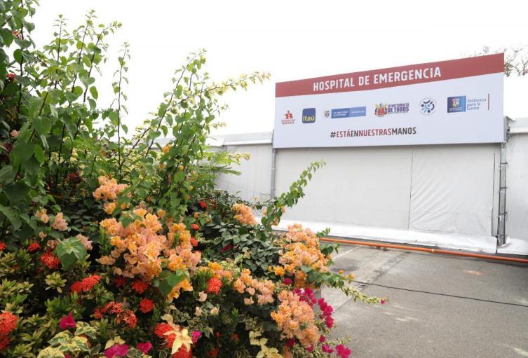 Hospital Emergencia Covid-19