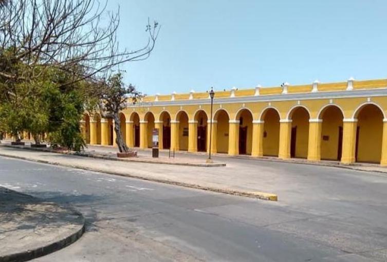 bóvedas de Cartagena