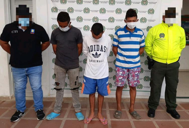 """Cae la banda delincuencial """"Los Pacoras"""" en Since ,Sucre"""