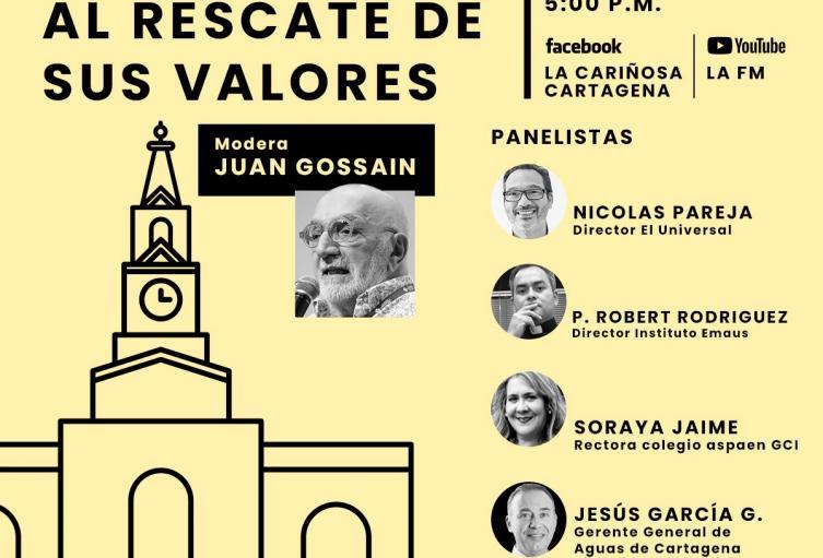 Foro Cartagena al rescate de sus valores