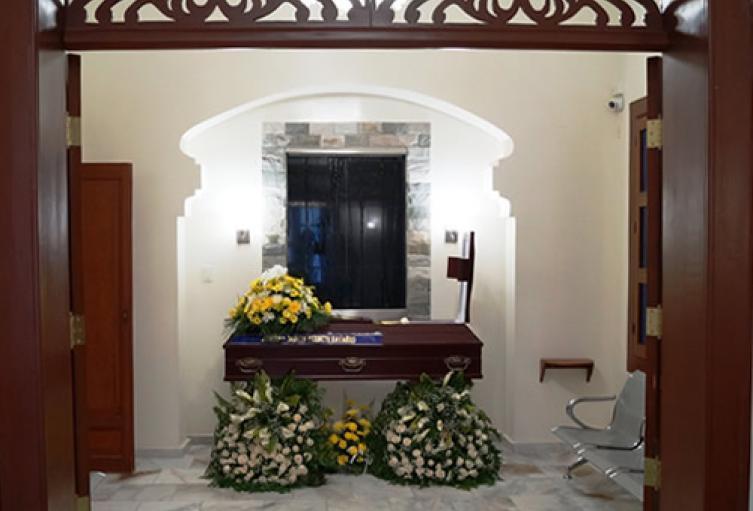 Los cuerpos fueron llevados a cremarlos a Montería.