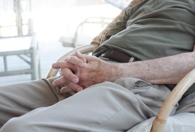 Los adultos mayores estaban en la lista de contagiados del hogar geriátrico.
