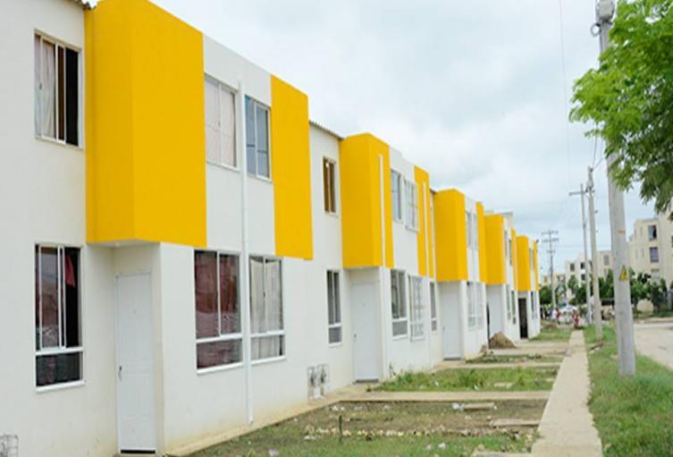 Lo están haciendo al parecer con el proyecto Ciudadela La Paz en el Pozón