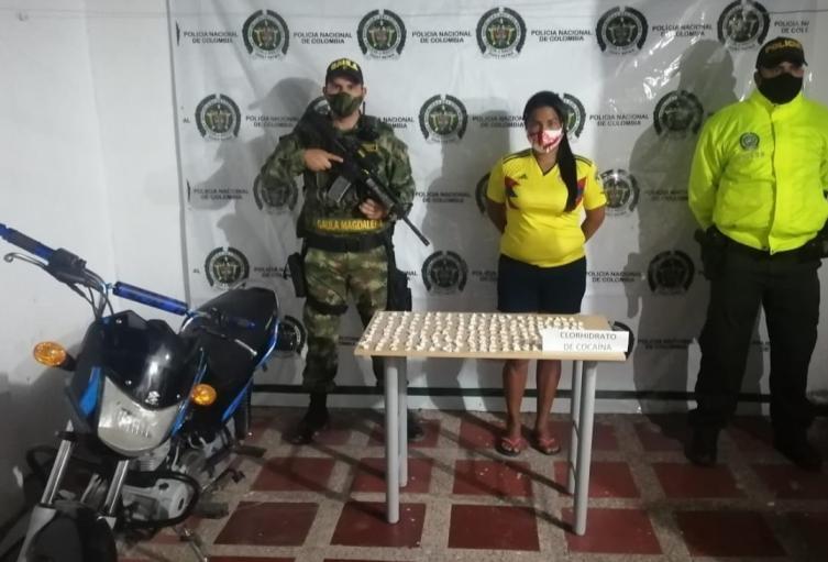 Policía, Fundación, Magdalena, Captura