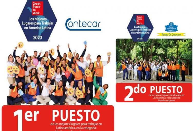 Contecar y Puerto de Caragena, las mejores