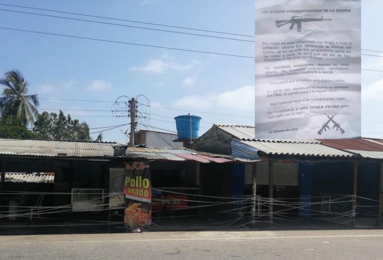 las autoridades aseguran que están presentes sobre la Troncal del Caribe, garantizando la seguridad de la población