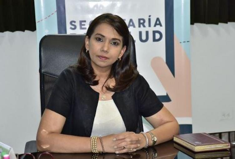 La secretaria de Salud departamental, Patricia Chica Pacheco, dio un parte de tranquilidad acerca de la preparación que tiene el departamento para enfrentar la emergencia por COVID-19.