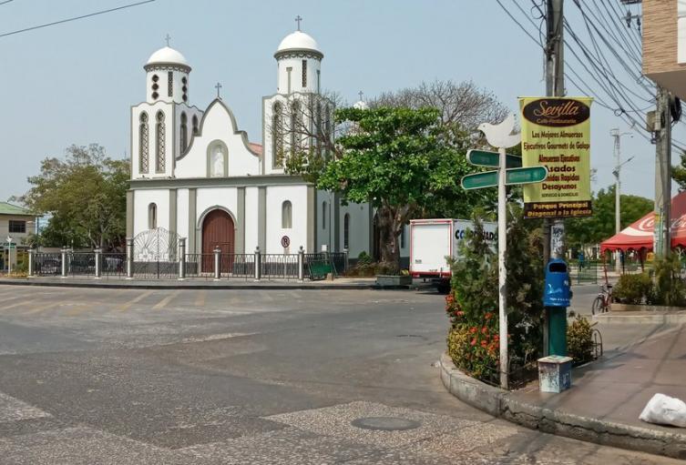 Los miembros de la familia se encuentran aislados en Galapa.