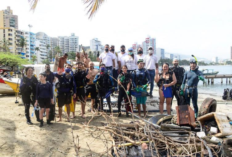 Essmar, Santa Marta, Magdalena, Playas