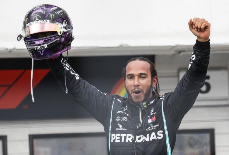 Lewis Hamilton - Fórmula 1 2020