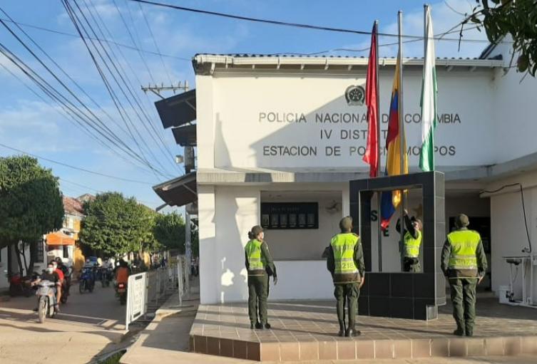 La Policía de Bolívar emprende esta campaña