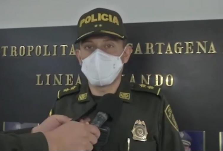 Balance comparativo de delitos en Cartagena