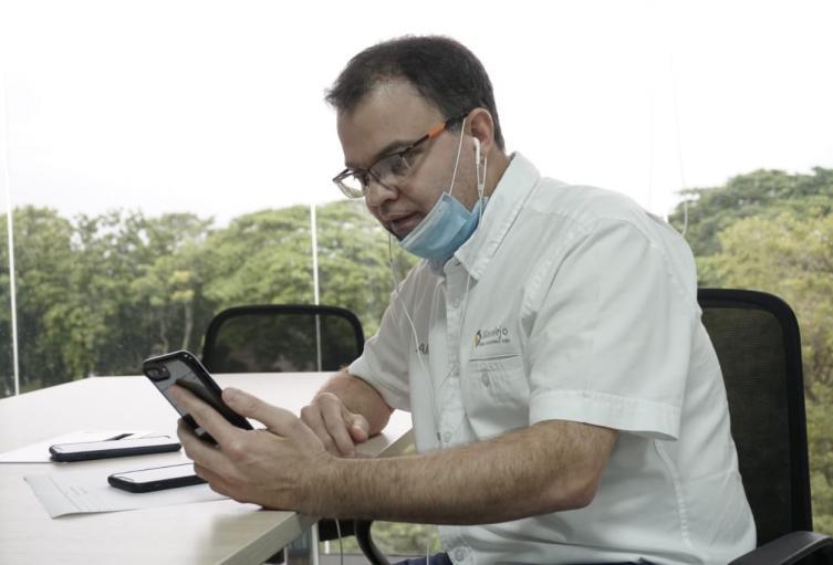El aumento alarmante de casos de coronavirus en Sincelejo llevó al alcalde Andrés Gómez Martínez a implementar medidas más drásticas para tratar de desacelerar la propagación del virus.