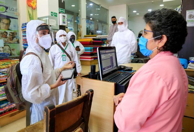 228 establecimientos comerciales fueron cerrados en Sincelejo por no cumplir protocolos de bioseguridad