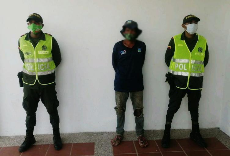 En Magangué se produjo la detención