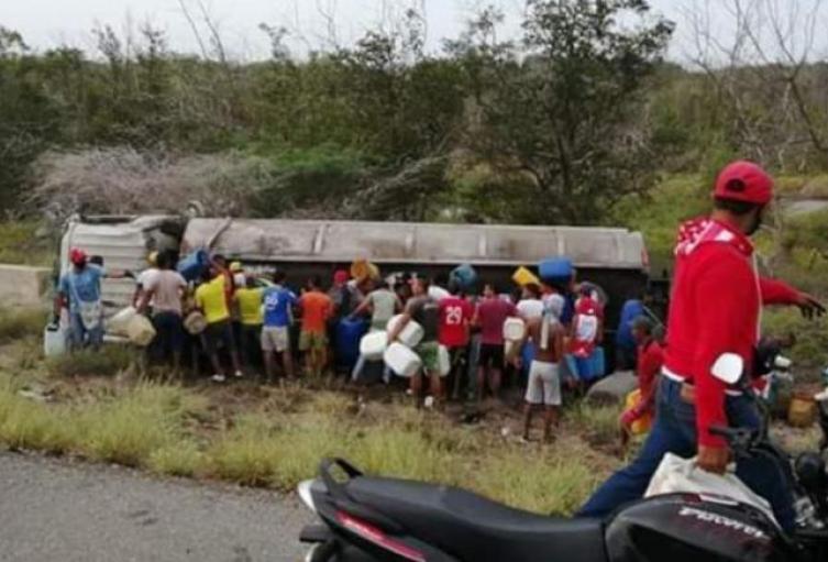 Varios heridos fueron remitidos a Barranquilla.