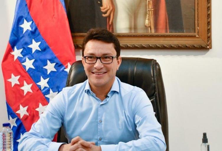 gobernador del Magdalena solicita apoyo a Cuba con misión médica para afrontar la pandemia de COVID19