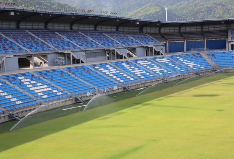 Alcaldía, Santa Marta, Magdalena, Inred, Deportes, Escenarios
