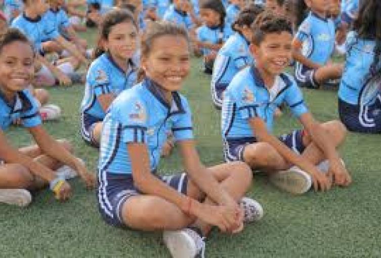 Deportes, Escuelas Populares, Distrito, Inred, Santa Marta