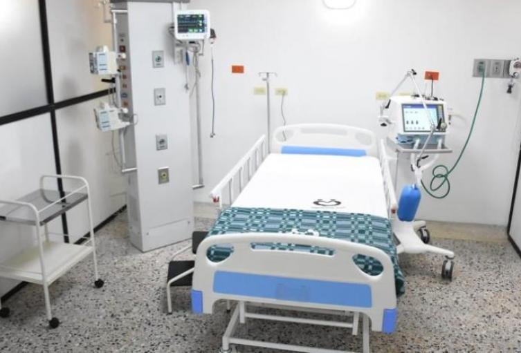 Las camas de UCI tienen un 52 por ciento de ocupación.