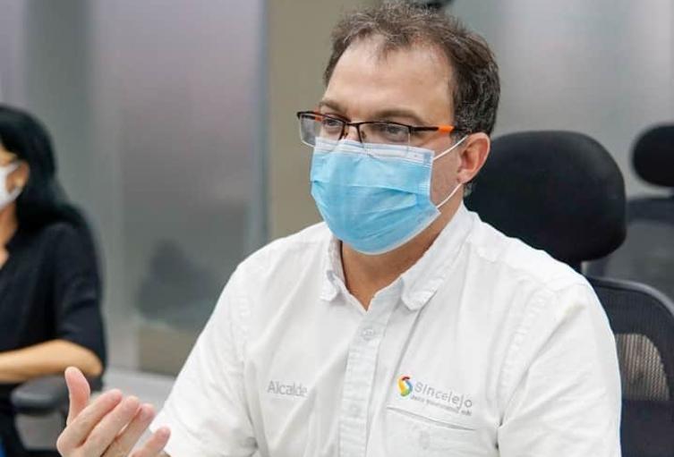 Cercos epidemiològicos y entrega de ayudas humanitarias para disminuir contagio de Covid -19 en Sincelejo