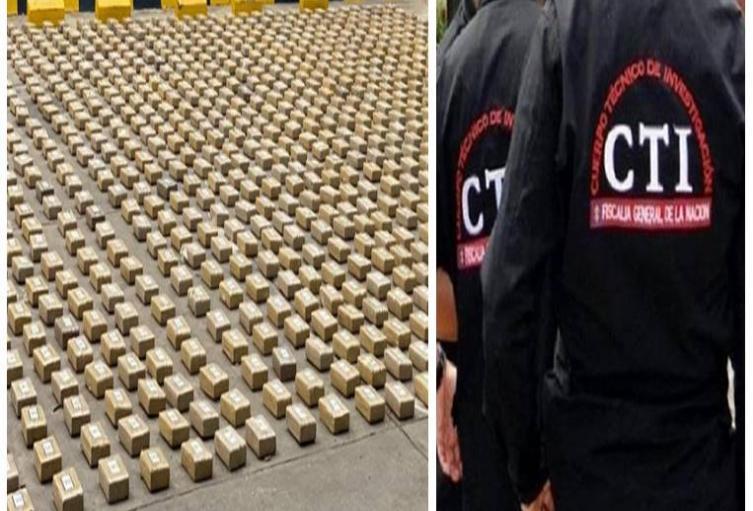 Según la Fiscalía sustrajo 24 paquetes de Cocaina de una incautación