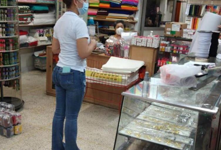 Comercio, Alcaldía, Santa Marta, Reapertura