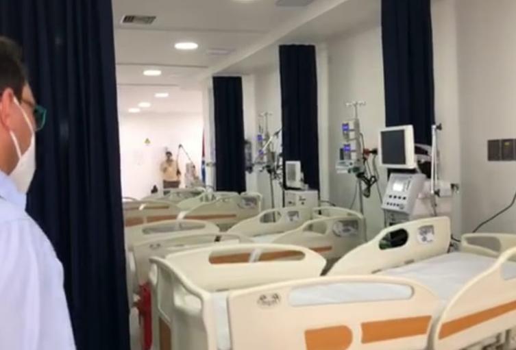 Se espera fortalecer la capacidad instalada en el sector salud del departamento del Magdalena
