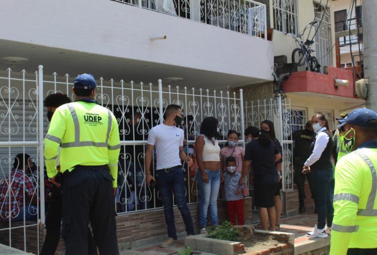 70 personas fueron  encontradas en una supuesta iglesia cristiana clandestina