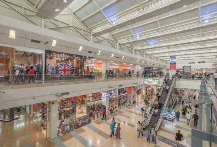 centro comercial cartagena