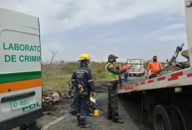 A 20 llegan las cifras de muertos por este trágico accidente
