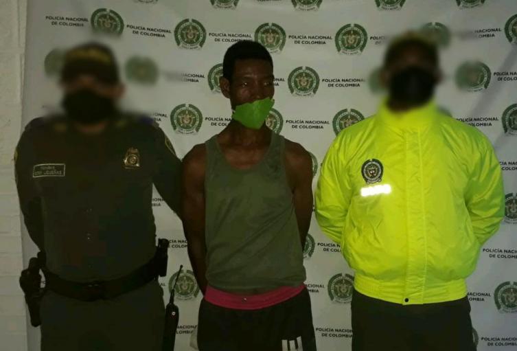 Presunto abusador sexual fue capturado en el muncipio de San Onofre,Sucre