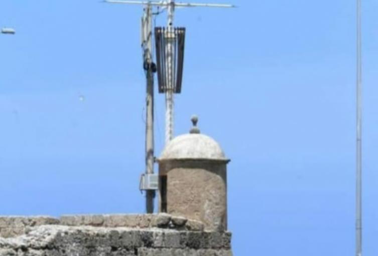 Antena centro histórico