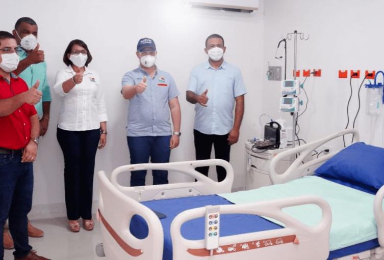 Habilitadas 5 UCI en el Hospital Regional de II Nivel de San Marcos en Sucre