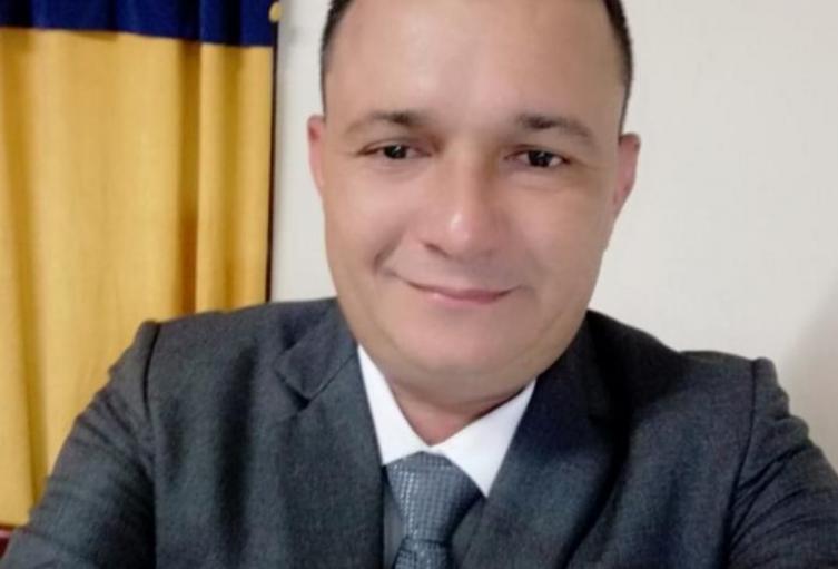 Manuel Ramos Bayter, alcalde de Barranco de Loba