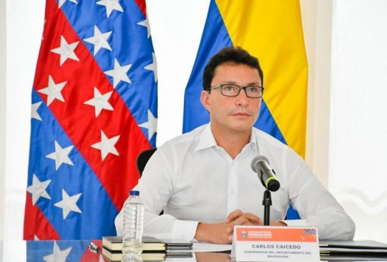 Gobernación, Magdalena, Santa Marta, Ambiental
