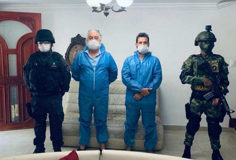 Fiscalia, Capturados, Extranjeros, Rodadero, Santa Marta, Magdalena