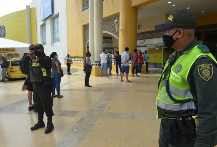 Coronavirus en Cartagena