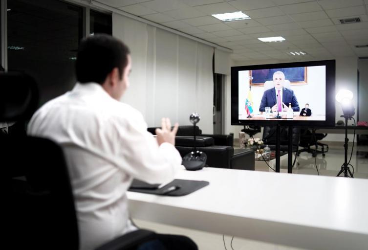 Programa del presidente Iván Duque