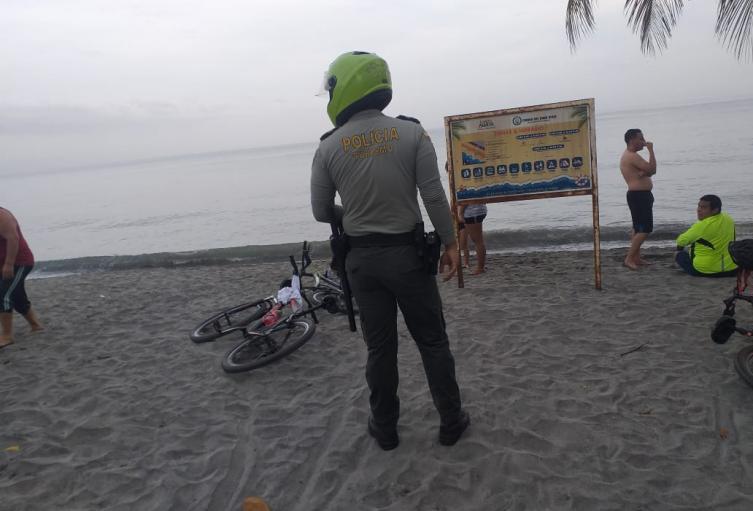 Operativos, Aislamiento Preventivo, Policía, Santa Marta, Magdalena