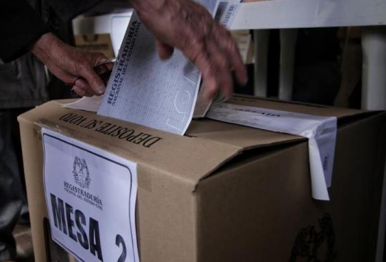 Policía, San Zenón, Magdalena, Elecciones