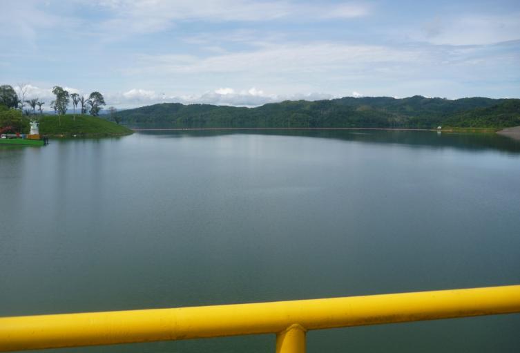 Las lluvias se han incrementado en la parte alta del río Sinú.