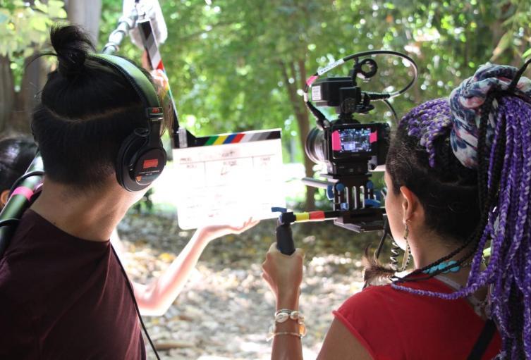 Cine película cámaras